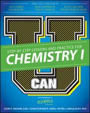 U Can:  Chemistry I for Dummies