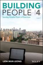 Building People: Sunday Emails from a Chairman