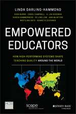 Empowered Educators: How High–Performing Systems Shape Teaching Quality Around the World