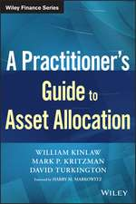 A Practitioner′s Guide to Asset Allocation