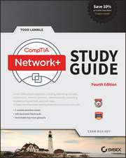 CompTIA Network+ Study Guide: Exam N10–007