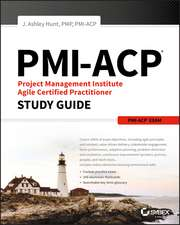 PMI–ACP Project Management Institute Agile Certified Practitioner Exam Study Guide