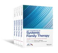 The Handbook of Systemic Family Therapy: Set