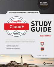CompTIA Cloud+ Study Guide Exam CV0–002