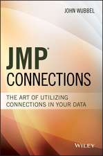 JMP Connections: The Art of Utilizing Connections In Your Data
