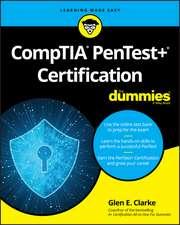 CompTIA PenTest+ Certification For Dummies