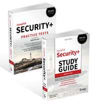 CompTIA Security+ Certification Kit: Exam SY0–601