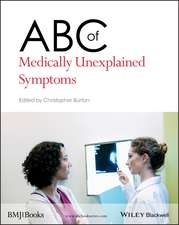 ABC of Medically Unexplained Symptoms