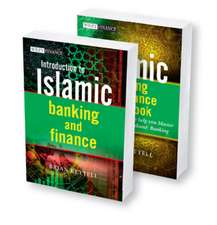 Islamic Banking and Finance: Introduction to Islamic Banking and Finance and The Islamic Banking and Finance Workbook, 2 Volume Set