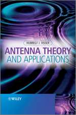 Antenna Theory and Applications