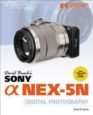 David Busch's Sony Alpha NEX-5N Guide to Digital Photography