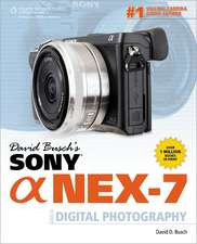 David Busch's Sony Alpha Nex-7 Guide to Digital Photography:  The Official Guide to Creating Your Best Slide Shows with Proshow 5