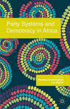 Party Systems and Democracy in Africa