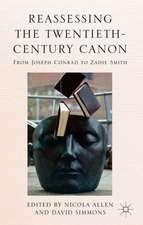 Reassessing the Twentieth-Century Canon: From Joseph Conrad to Zadie Smith