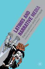 Latinos and Narrative Media: Participation and Portrayal
