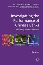Investigating the Performance of Chinese Banks: Efficiency and Risk Features