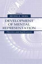 Development of Mental Representation