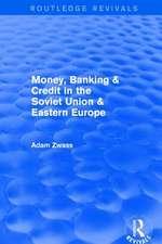 MONEY BANKING CREDIT IN THE SOVIE