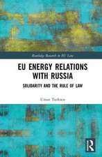 EU Energy Relations With Russia