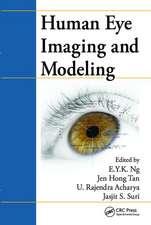 Human Eye Imaging and Modeling