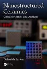 Sarkar, D: Nanostructured Ceramics