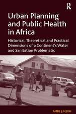 URBAN PLANNING AND PUBLIC HEALTH IN