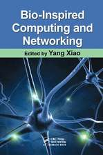 BIO INSPIRED COMPUTING AND NETWORKI
