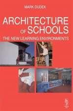 Architecture of Schools