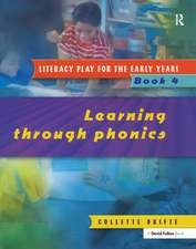 Literacy Play for the Early Years