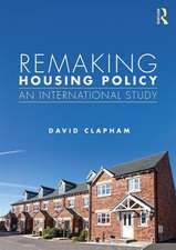 Remaking Housing Policy