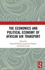 The Economics and Political Economy of African Air Transport