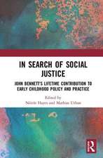 In Search of Social Justice