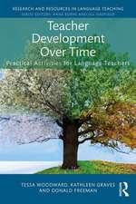 Teacher Development Over Time