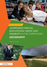 Addressing Send in the Curriculum: Geography