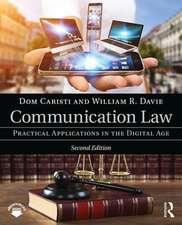 COMMUNICATION LAW 2E