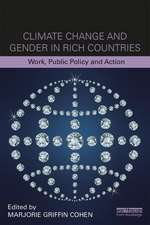 Climate Change and Gender in Rich Countries
