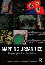 MAPPING URBANITIES DOVEY