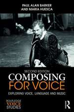 Composing for Voice