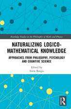 Naturalizing Logico-Mathematical Knowledge