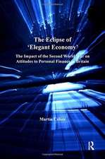 Eclipse of 'Elegant Economy'