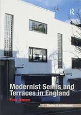 MODERNIST SEMIS AND TERRACES IN ENG