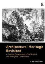 Architectural Heritage Revisited