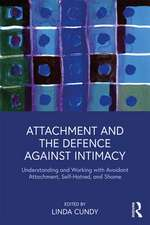 ATTACHMENT AND THE DEFENCE AGAINST