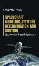 SPACECRAFT MODELING ATTITUDE DETER