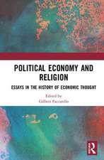 Political Economy and Religion