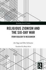 Religious Zionism and the Six Day War