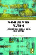 Post-Truth Public Relations