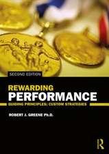Greene, R: Rewarding Performance