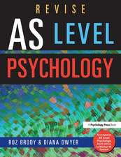 Revise AS Level Psychology