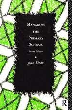 Managing the Primary School